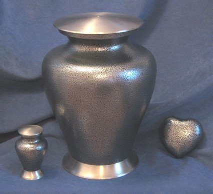 Glenwood Vintage Pewter   [Ultimate] Rustco Cremation & Burial Chapel
