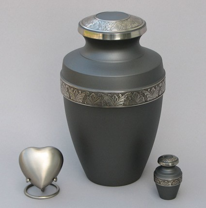 Grecian Pewter   [Ultimate] Rustco Cremation & Burial Chapel